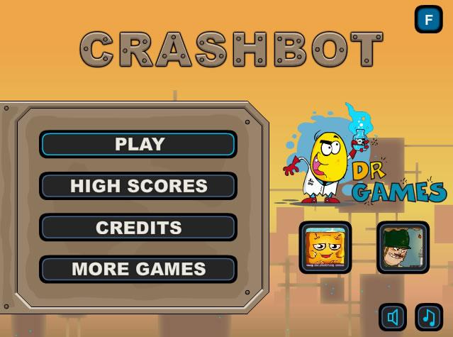Unblocked Game : Crashbot