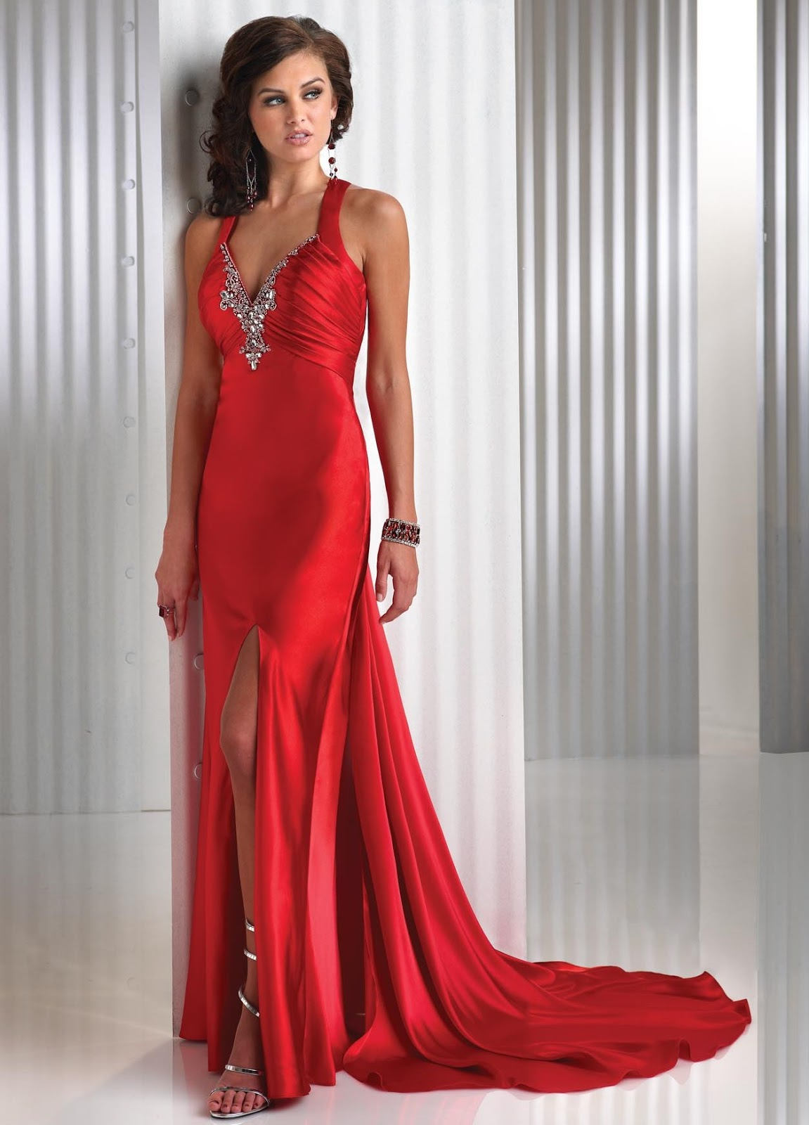 Perfect Women Best Evening Dress Collection 2013