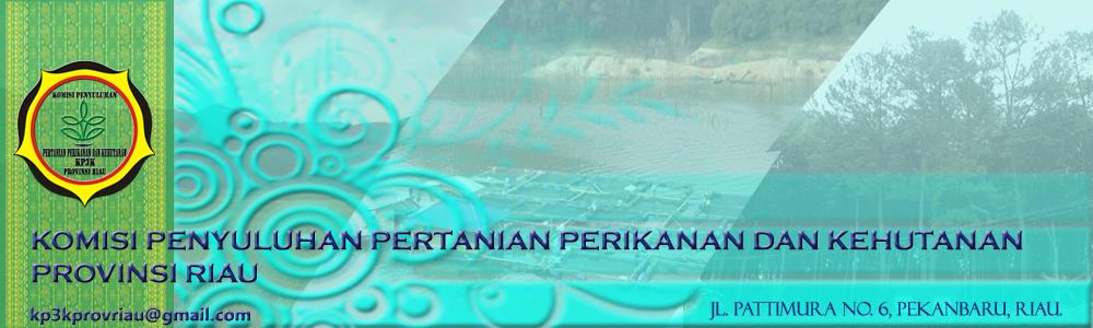 Komisi Penyuluhan Pertanian, Perikanan dan Kehutanan Provinsi Riau