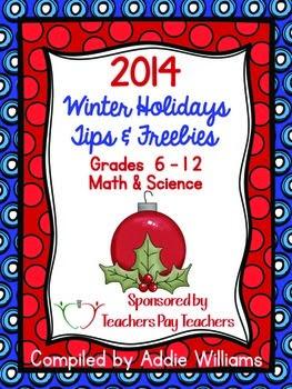 Grades 6-12 Math/Science Edition
