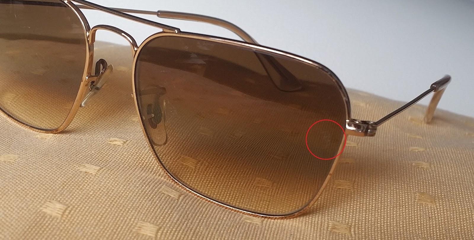 gafas ray ban aviator imitacion