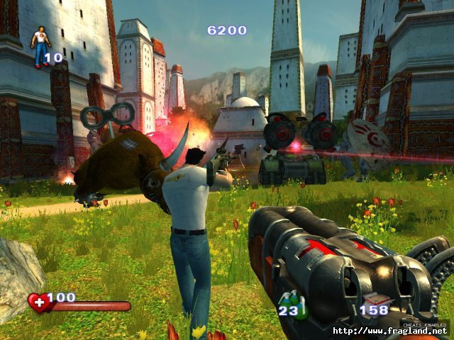 Serious sam 2 full torrent indir download