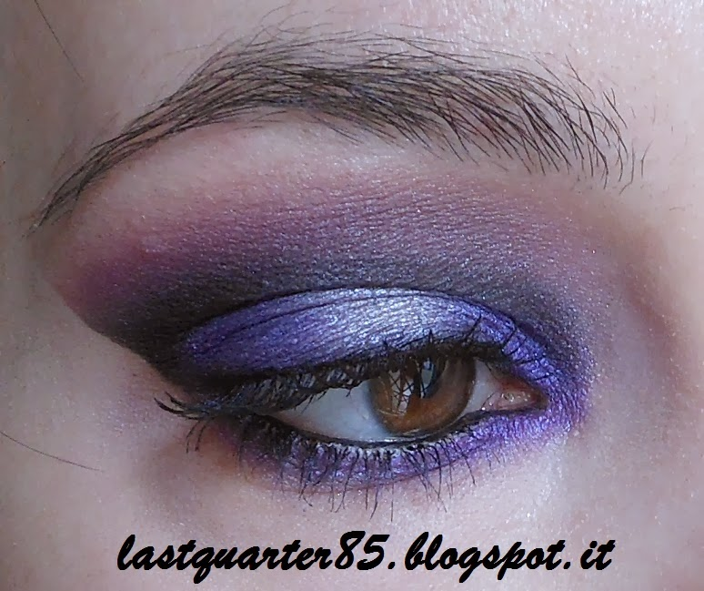 Make Up ispirato a Grimilde.