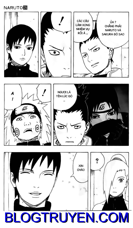 Naruto chap 312 Trang 5 - Mangak.info