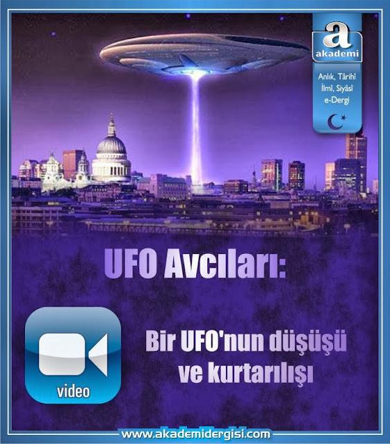 -video- UFO Avcıları: Bir UFO'nun düşüşü ve kurtarılışı (History Channel)