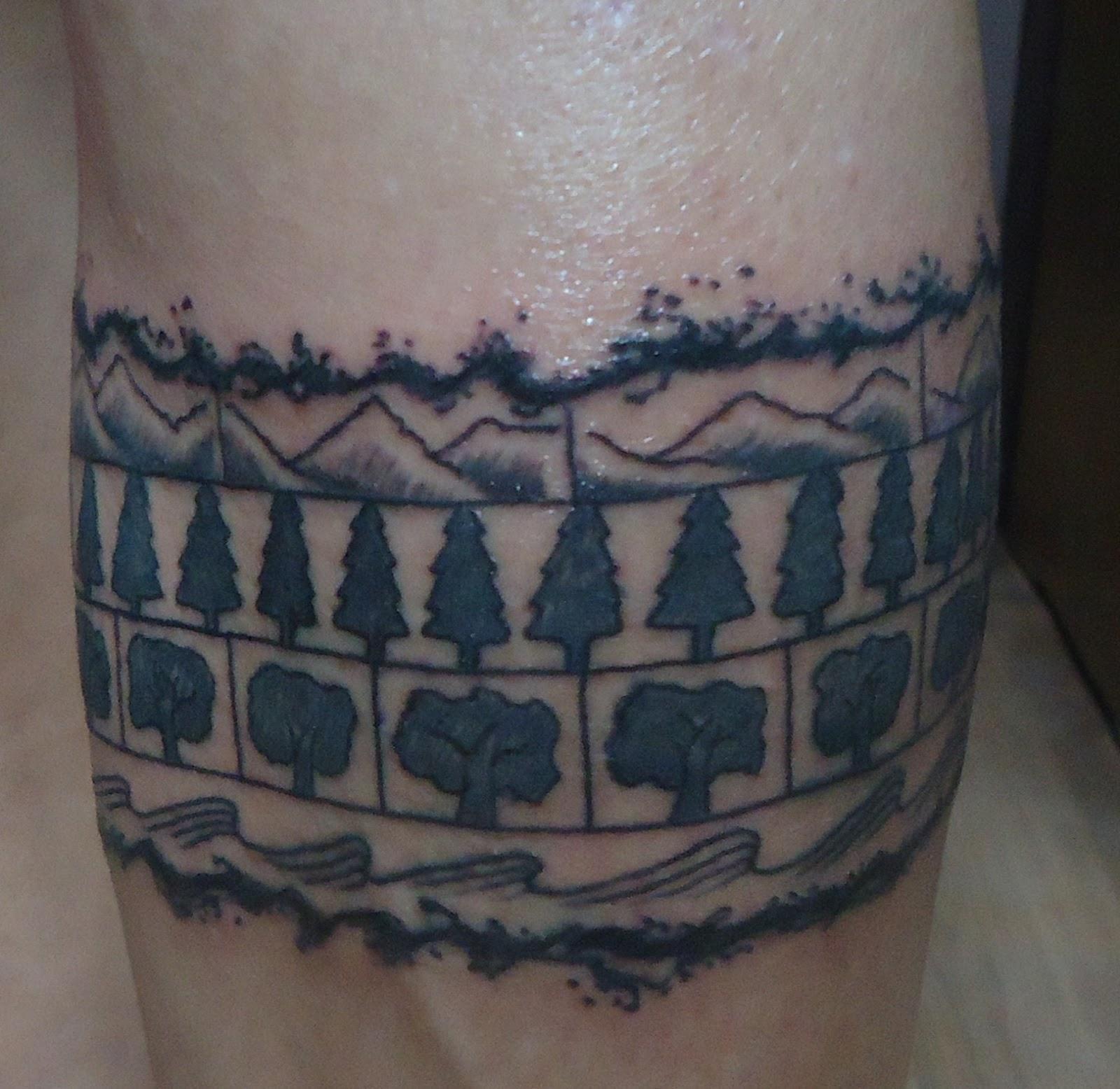 Best Tattoo In Kathmandu And Pokhara Nepal: Funky Buddha Tattoo: Thamel, Kathmandu: July 2012