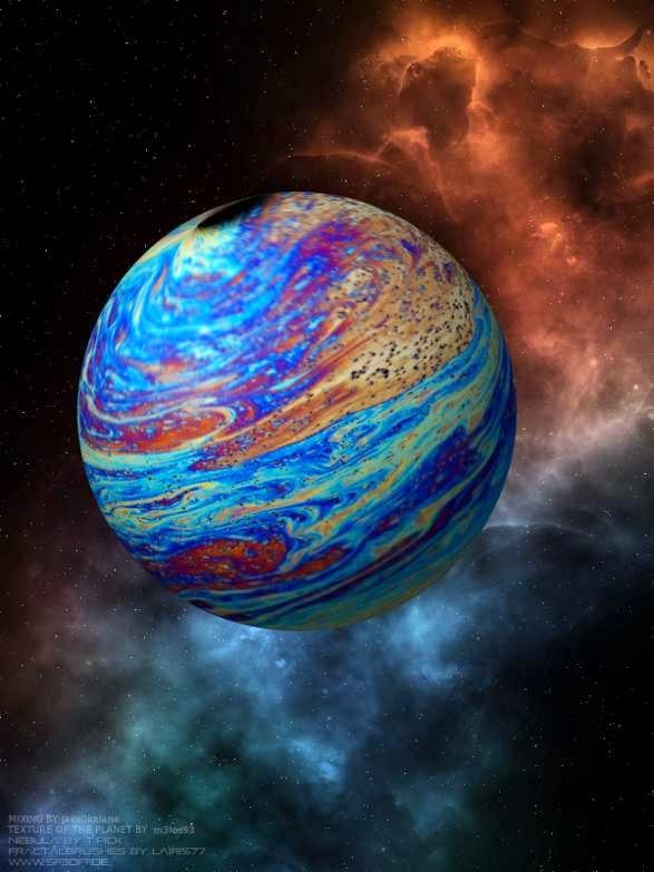 planetas y música