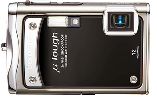 Specifications Camera Olympus Mju Tough 8000 updated