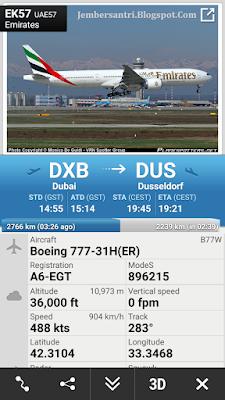 Flightradar24 – Flight Tracker V 6.6.1 Pro Apk Terbaru - Jembersantri.Blogspot.com