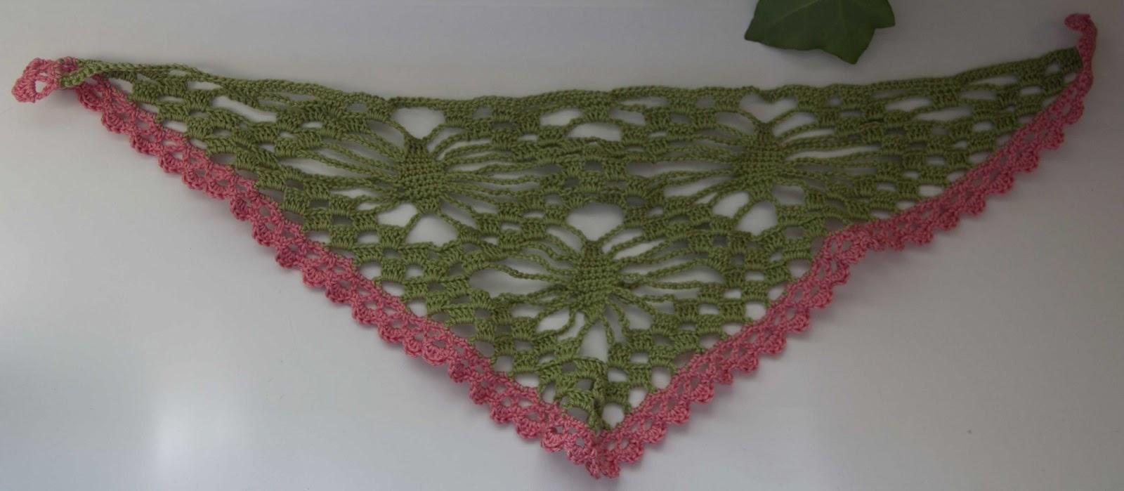 crochet shawl baby
