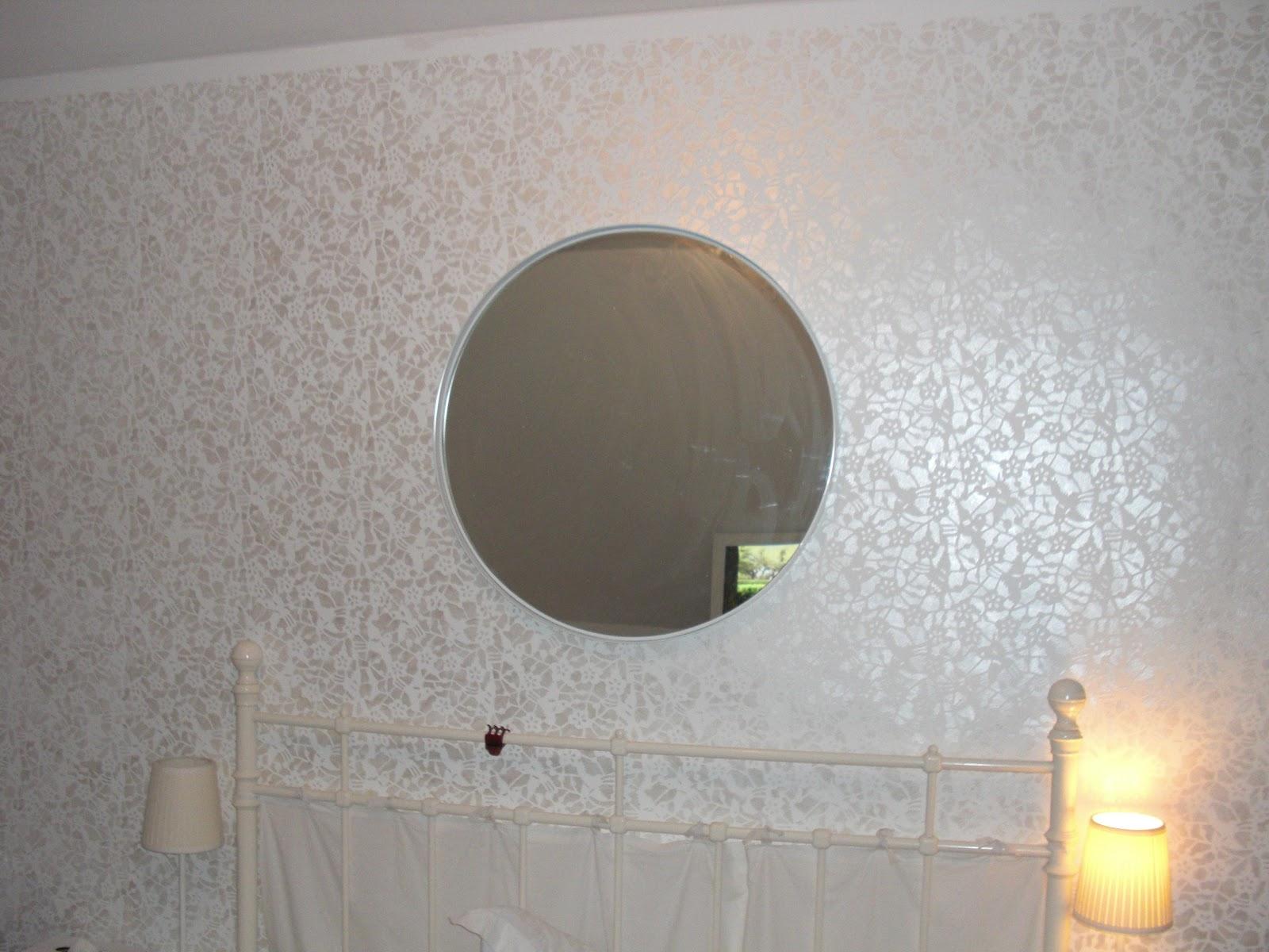 Heim elich stern spiegel for Spiegel putzen