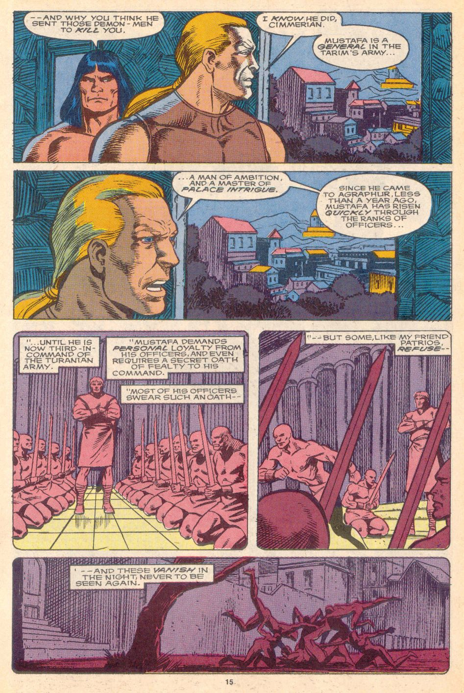 Conan the Barbarian (1970) Issue #228 #240 - English 12