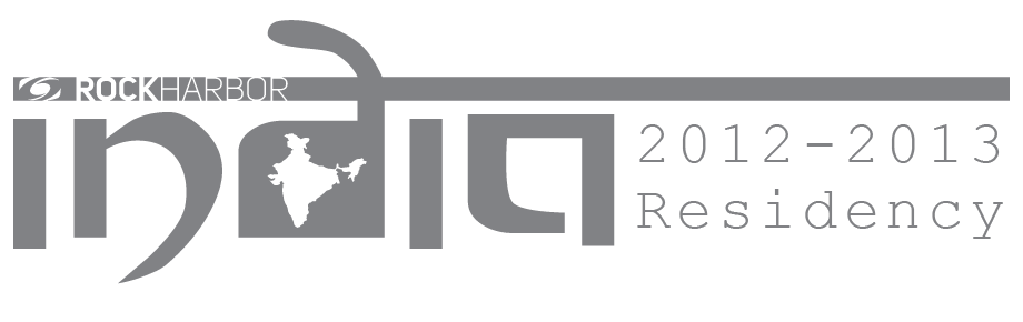 The RockHarbor India Residency Team