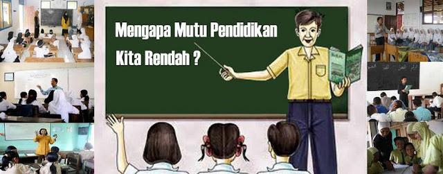 Masalah Pendidikan di Indonesia dan Solusinya
