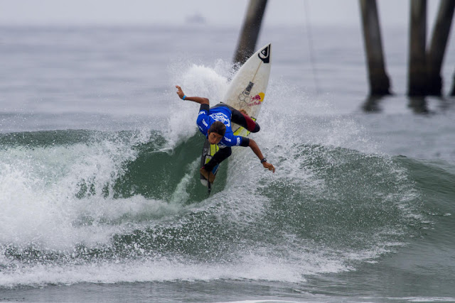 12 Kanoa Igarashi Vans US Open of Surfing Foto WSL Sean Rowland