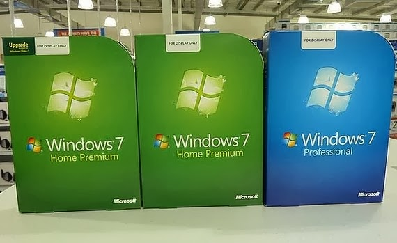 Microsoft forces users to buy Windows 8 by stopping Windows 7 retails sales