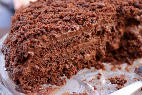 recipe: chocolate pudding filling for cake [11]