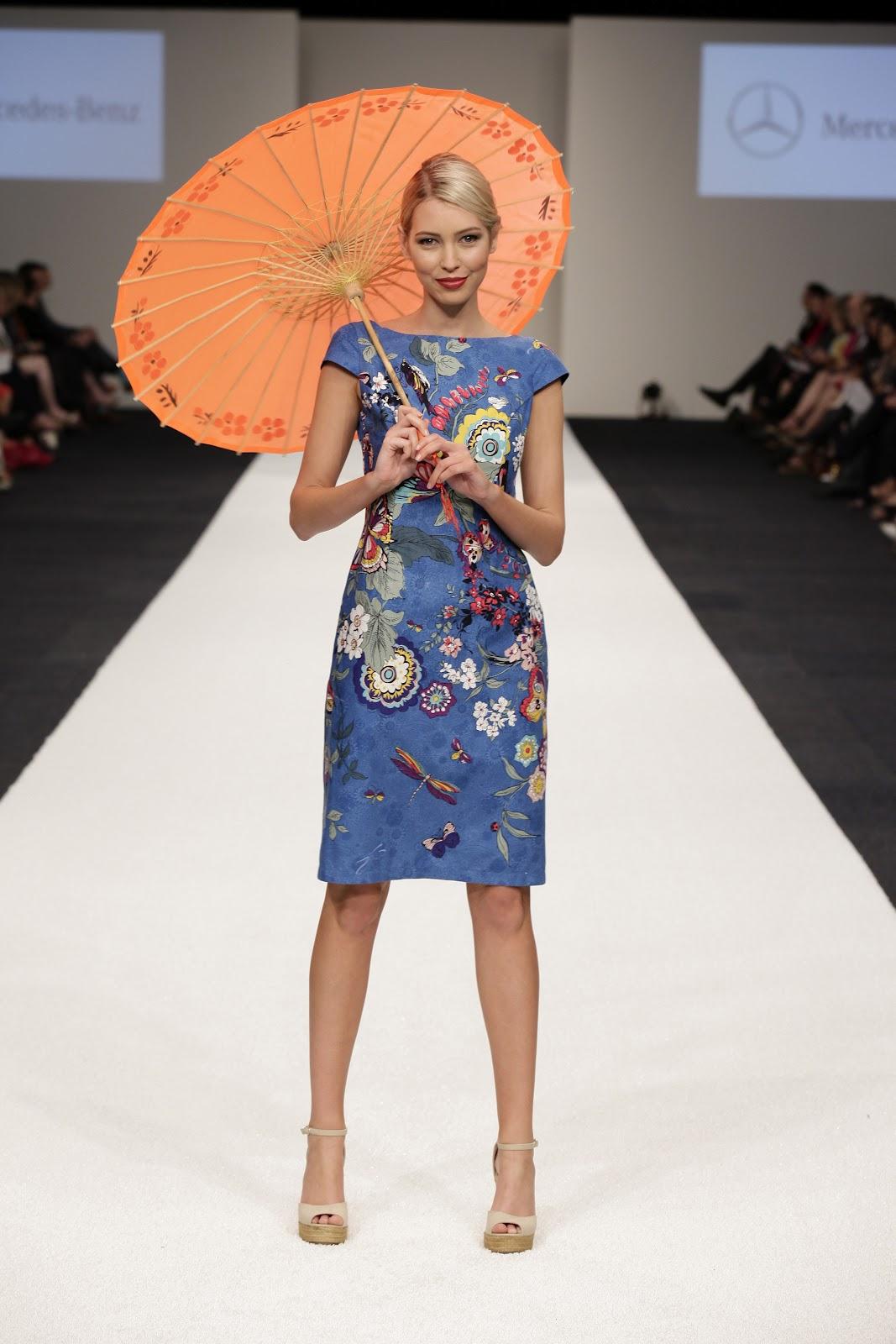 Mercedes Benz Fashion Festival Brisbane