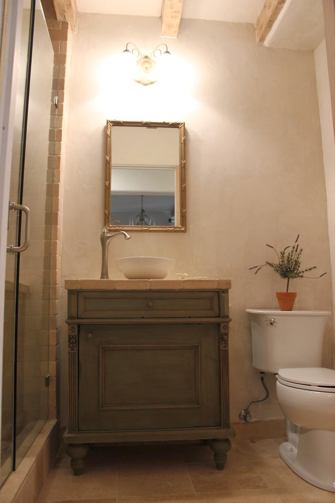 Vintage Our Bathroom Renovation is Complete