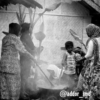 Bubur Suro, Tradisi Bulan Muharram di Rancakalong