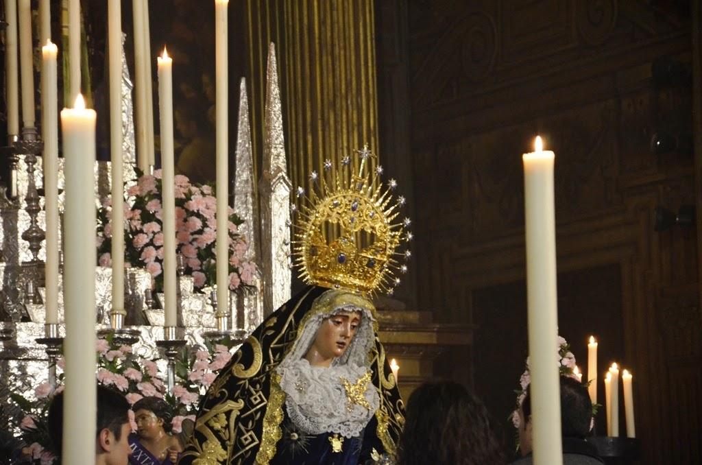 Nuestra Señora del Valle - Sevilla
