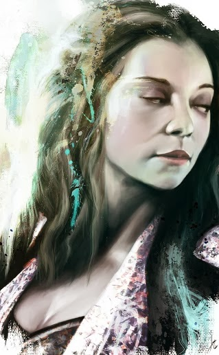 Margaery Tyrell retrato - Juego de Tronos en los siete reinos