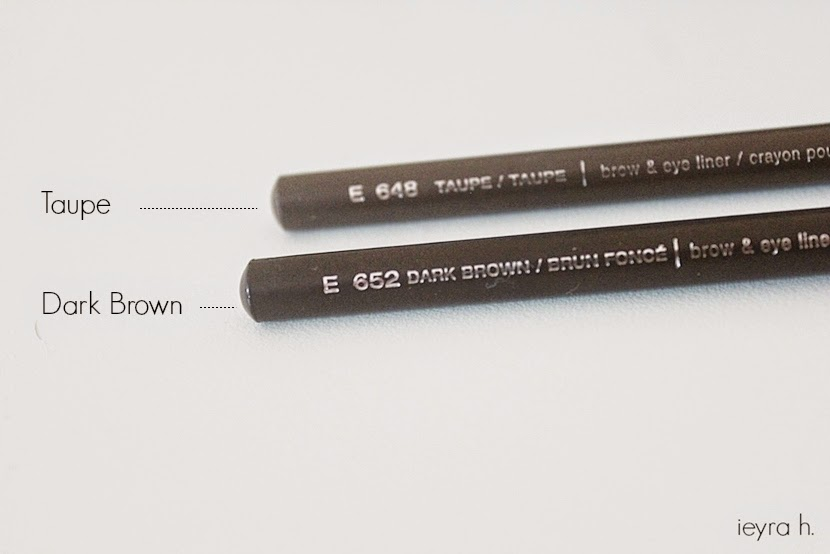 Review Wet N Wild Color Icon Brow Eye Liner Pencil Ieyra H