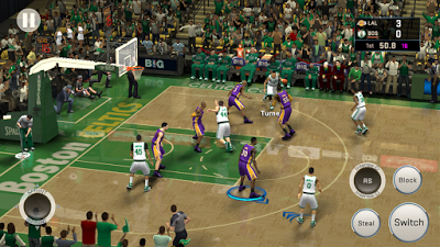 NBA 2K16 V0.0.21 MOD Apk + Data-Screenshot-1