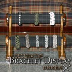 Unique Ropecraft: Unique Paracord Bracelet Display Unique Bracelet Displays