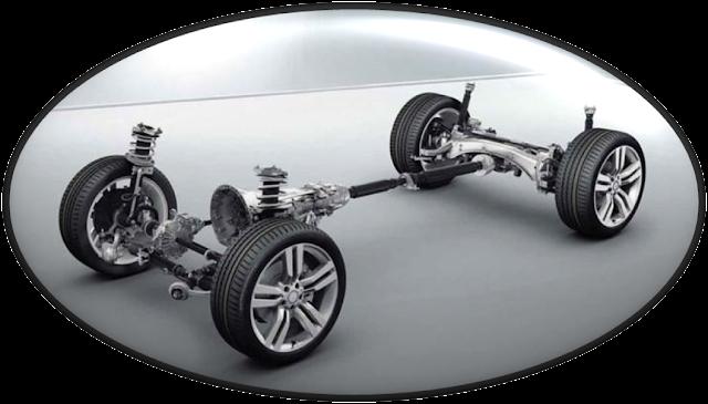 Mengenal Bagian - Bagian Suspensi Mobil