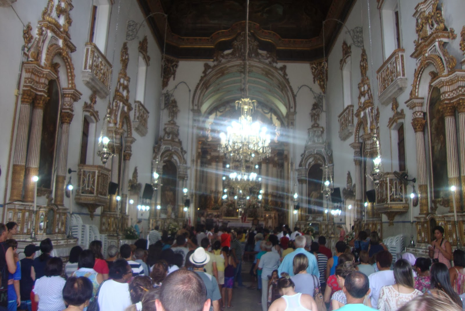 Igreja do Senhor do Bonfim, em Salvador - BA