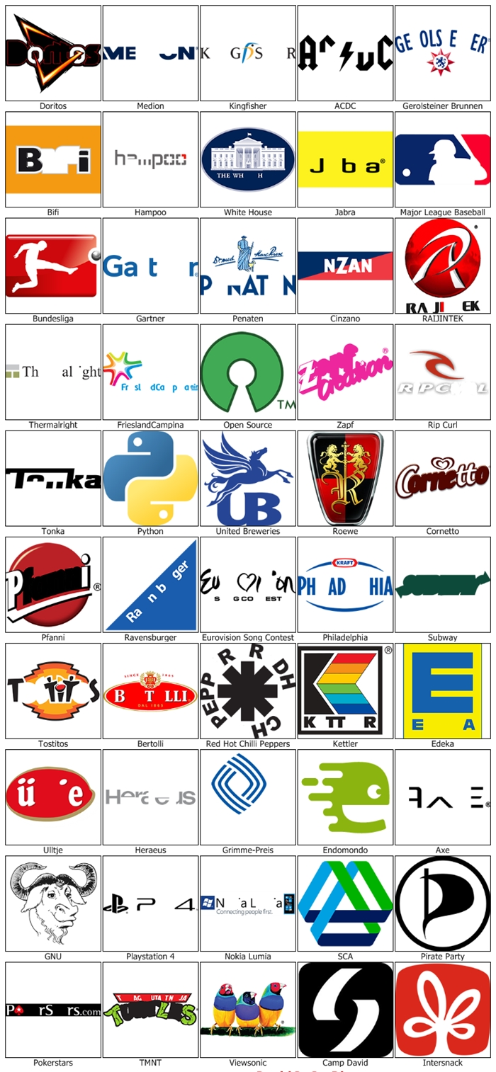 DroidGaGu: symblcrowd logo quiz answers