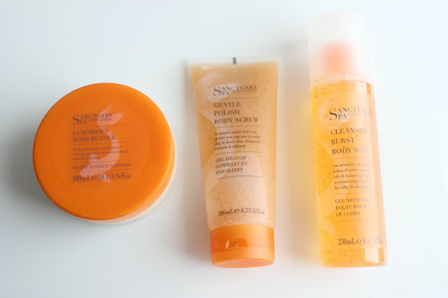 Sanctuary Spa Summer Loving Essentials