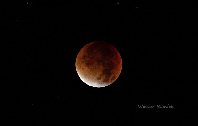 zaćmienie księżyca 2015, czerwony księżyc