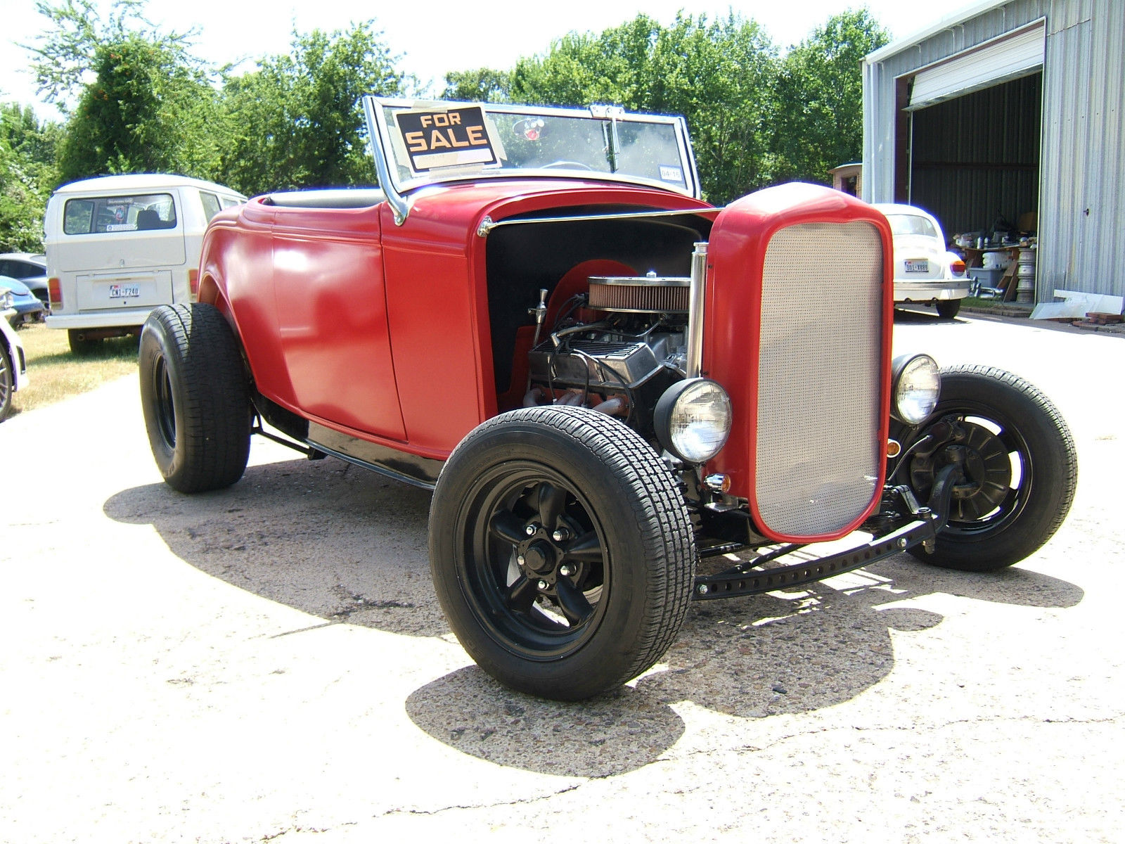 Daily Turismo: Seller Submission: 1932 Ford Highboy Roadster