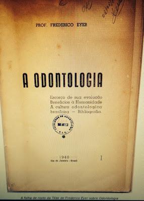 A Odontologia