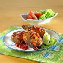 Resep Ikan Tongkol Bumbu Bakar Lezat