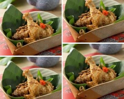 resep ayam bumbu rujak pedas enak lebih spesial   county food
