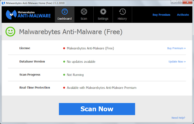 download Anti-Malware gratis