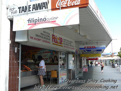 Pinoy Takeaways Food Shops