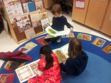 Reading, reading , reading...