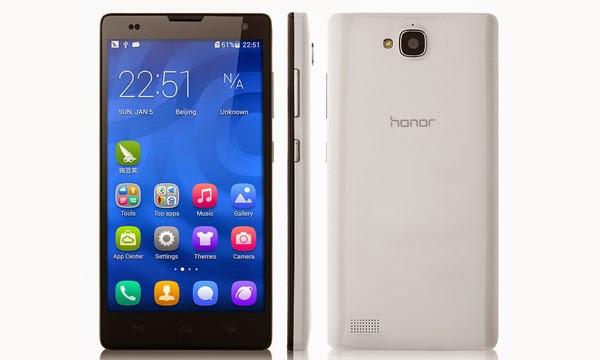 Review Spesifikasi dan Performa Huawei Honor 3C