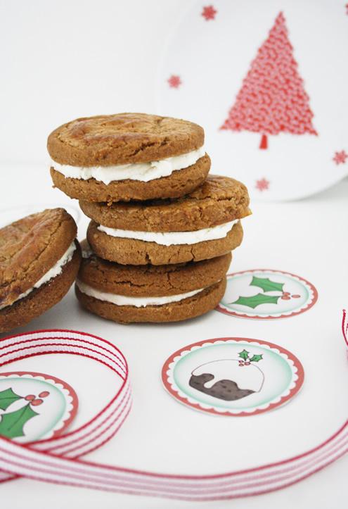 Cookies Robin Magazine kerst