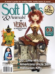 Published in Soft Dolls & Animals