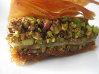 recepta de baklava