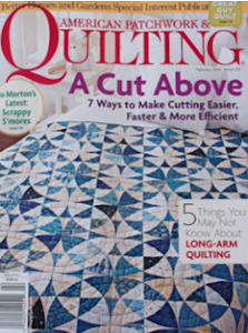 American Patchwork &amp; Quilting