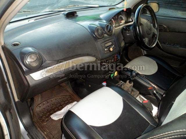 Chevrolet Kalos Mewah Nyaman Model Elegan 2 Chevrolet Bekas
