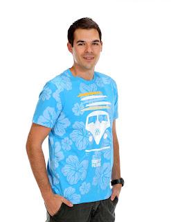 cars fillmore tropical t-shirt