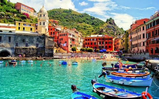 Красивая Италия фото