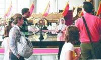Tourist Visit Brunei